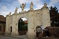 Poarta I, Cetatea Alba Carolina, Alba Iulia.jpg