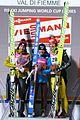Podium Wolrdcup Predazzo 2012-01-15 5.JPG