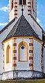 Poggersdorf Wabelsdorf Filialkirche hl. Georg Apsis Ost-Ansicht 03012019 5792.jpg
