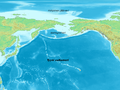 Pohjoinen jäämeri - Beringinmeri - Tyyni valtameri.png