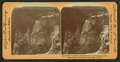 Point 'Lookout' and Great Falls, Grand Canyon of the Yellowstone, Yellowstone National Park, from Robert N. Dennis collection of stereoscopic views.png