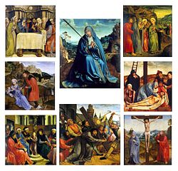 Seven Sorrows of Mary (polyptych)