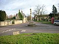 Polebrook War Memorial - geograph.org.uk - 108268.jpg