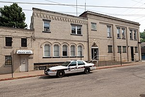 Glassport, Pennsylvania - Police Department and Municipal Building
