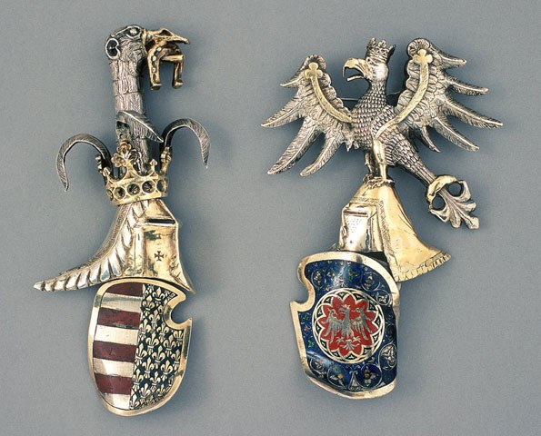 Polish Angevin coat of arms