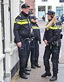 Politie was alert tijdens het 1 april feest in Brielle.jpg