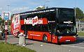 Polski Bus Mlociny, Polski Bus, Mlociny, Warsaw.JPG