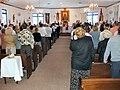 Pope John Paul II Polish Center in Yorba Linda - inside.jpg