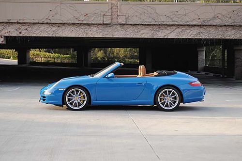 New 2020 Porsche 911 Carrera 4s Cabriolet For Sale Kings
