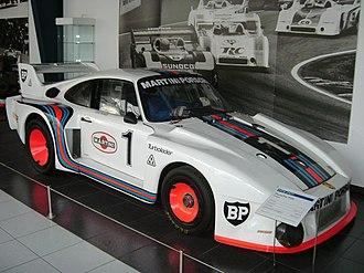 Porsche 935 - Porsche 935/76