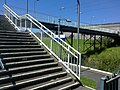 Port Kembla north station stairs.jpg