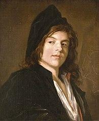 Portrait of painter