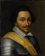 Portrait of Philips (1566-95), Count of Nassau