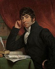 Portrait of Willem Bilderdijk