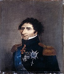 Portrait of Karl III Johan (Carl XIV Johan)