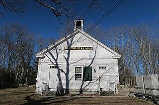 Clayville, Rhode Island Census-designated place in Rhode Island, United States