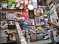 Posters, The Pleasance - geograph.org.uk - 929100.jpg