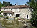 Poudenas - Moulin sur la Gélise -1.JPG