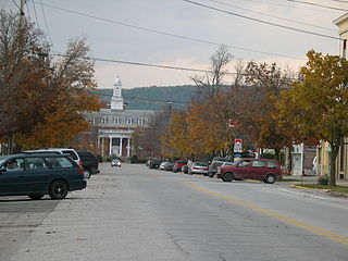 Poultney (town), Vermont Town in Vermont, United States