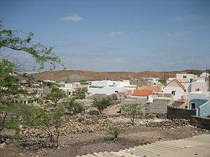 Povoação Velha - View of the village