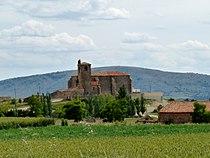 Pozalmuro - Iglesia de Santa María la Mayor - Vista 02.jpg