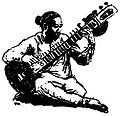 Pozice při hře na sitar.jpg
