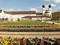 Prälatengarten, Kloster Metten.jpg