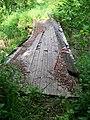 Prčice Na Jezerech, stará lávka, květen 2011.jpg