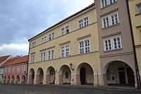 Praha, Hradčany, Vrbnovský palác.JPG
