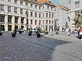 Praha, Mariánské náměstí, stromy II.jpg
