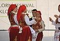 Praha, Staré Město, Ovocný trh, Pražský Jarmark, turecké tanečnice III.JPG