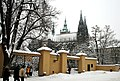 Praha Hrad sníh 2010 8.jpg
