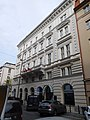 Praha Nove Mesto Vladislavova 20 Hotel Michelangelo.jpg
