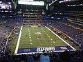 Pre-game inside Lucas Oil Stadium (6837792777).jpg