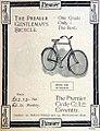 Premier gentleman's bicycle ad (1904).jpg