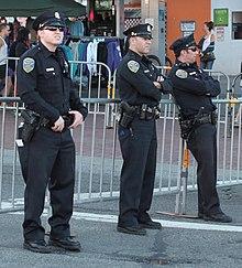 San Francisco Police Department - Wikipedia