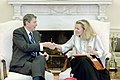 President Ronald Reagan and Peggy Noonan.jpg