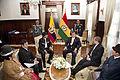 Presidentes de Bolivia y Ecuador se reúnen (9738738966).jpg