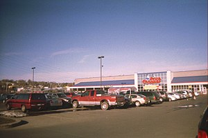 Price Chopper Supermarkets - Price Chopper store in Syracuse, NY which has since been remodeled