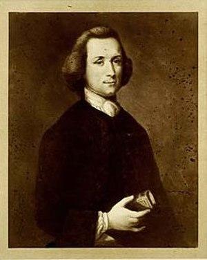 Sweetbriar Hall - Joseph Priestley (c. 1763)