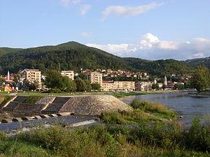 Die Stadt Prijepolje