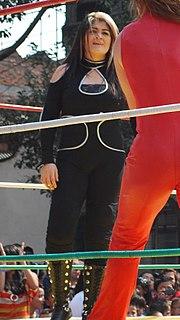 Princesa Blanca Mexican female professional wrestler