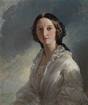 Princess Feodora of Hohenlohe-Langenburg