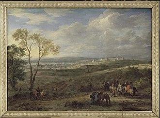 Charles de Montsaulnin, Comte de Montal - Capture of Charleroi, June 1667; de Montal served as Governor 1668-1678