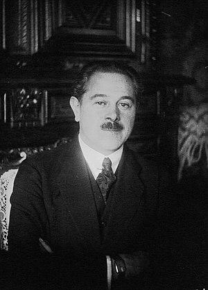 Jacques Sadoul (politician) - Sadoul during his 1925 trial
