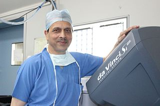 Arvind Kumar (surgeon) Indian surgeon