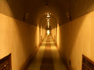 Continuity of government - In a tunnel of Project 131