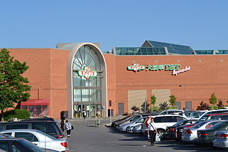 T & T Supermarket - Image: Promenade T&T