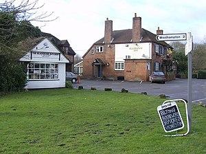 The Bladebone Inn - Image: Provisions at Chapel Row geograph.org.uk 350250