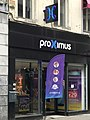 Proximus shop in Brussels August 2017.jpg